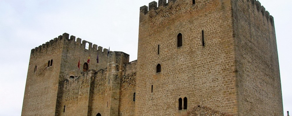 Medina de Pomar - Alcázar de los Condestables