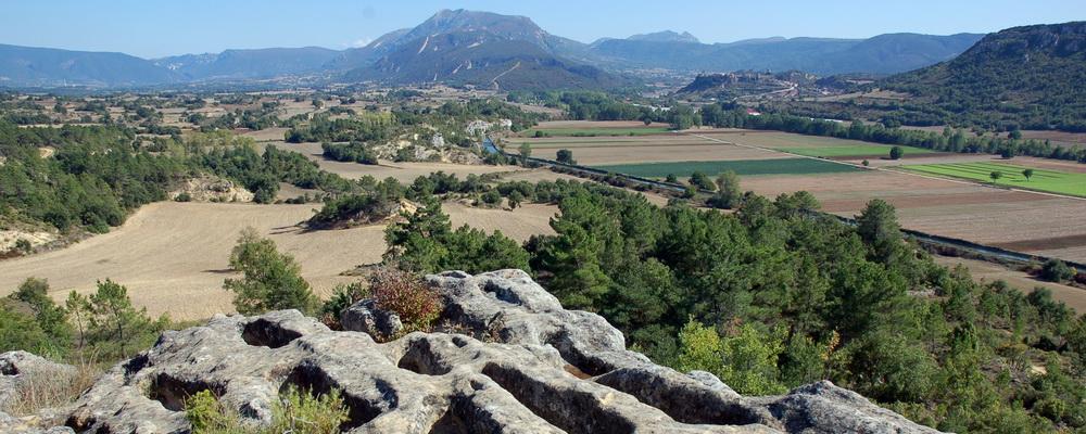 Quintana María - Necrópolis de Peña San Clemente